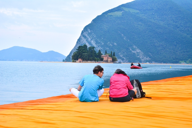 The floating piers-39